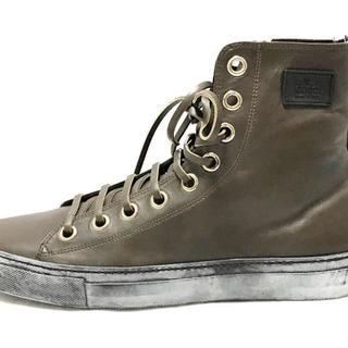グッチ(Gucci)のグッチ ショートブーツ 43 1/2  メンズ(ブーツ)