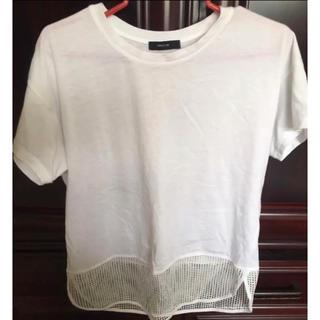 コムサイズム(COMME CA ISM)のCOMME CA ISM のTシャツ(Tシャツ(半袖/袖なし))