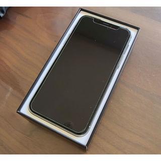 iPhone - アップルストア iPhone 11 Pro 256GB シルバー SIMフリー