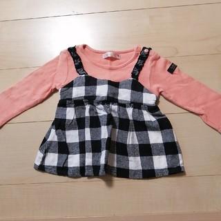 フタフタ(futafuta)の♡futafutaトップス♡95cm(Tシャツ/カットソー)