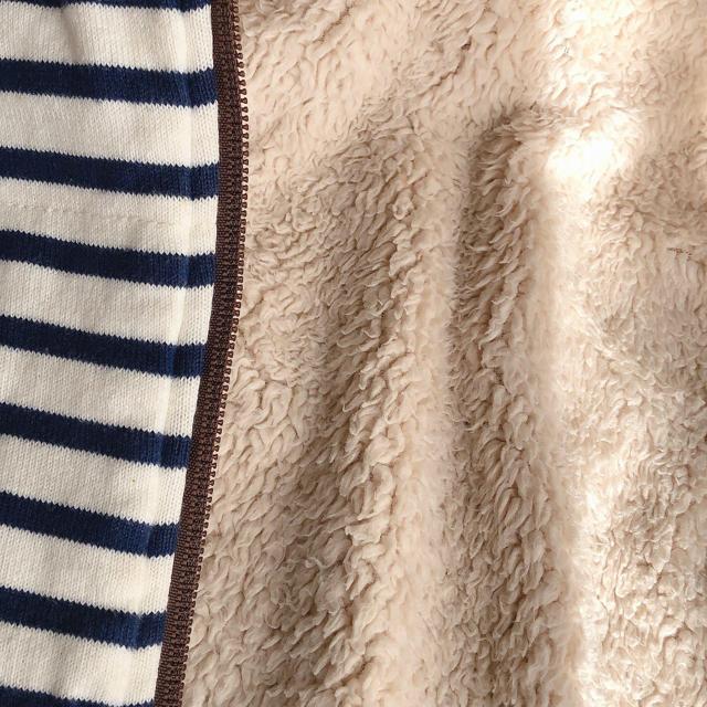 DOUBLE.B(ダブルビー)の⭐️DOUBLE.Uのダウンベスト 110 キッズ/ベビー/マタニティのキッズ服男の子用(90cm~)(ジャケット/上着)の商品写真