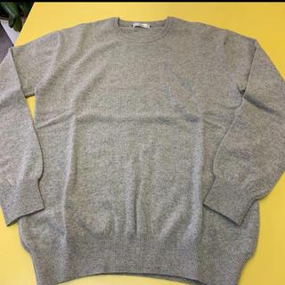ジーゲラン(GEEGELLAN)のgeegellanカシミヤ ニット  サイズ 46 (ニット/セーター)