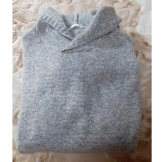 GU - GUフード付きセーター