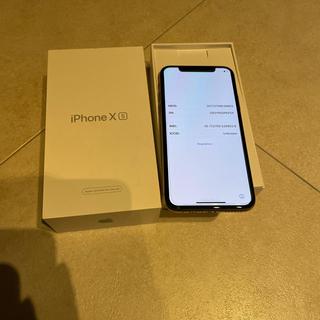 iPhone - iPhone XS simフリー 64gb gold 保証付き