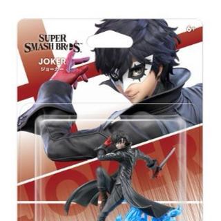 ニンテンドウ(任天堂)のamiibo   ジョーカー×4(カード)