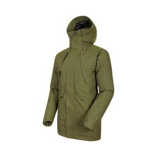 ZUN HS THERMO HOODED PARKA AF MEN イグアナM