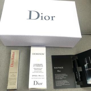 Dior - Dior コスメ   三点セット!!!!! /           シャネル