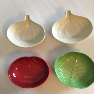 ルクルーゼ(LE CREUSET)のルクルーゼ 野菜 ベジタブルS 4点セット(食器)
