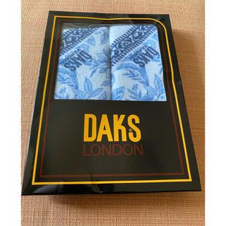 ダックス(DAKS)のDAKS ハンドタオルセット(ハンカチ)