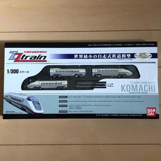 バンダイ(BANDAI)のBANDAI ZZtrain KOMACHI 世界最小の自走式鉄道模型(鉄道模型)