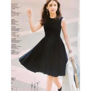 FOXEY - フォクシー  Side Pleats Dress  ワンピース