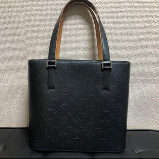 LOUIS VUITTON - LOUIS VUITTON ルイヴィトン ★ モノグラム マットストックトン