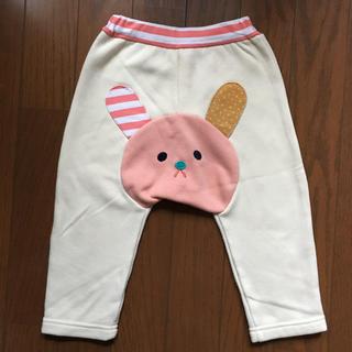フタフタ(futafuta)のフタフタ  うさぎちゃん パンツ ズボン 90(パンツ/スパッツ)