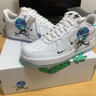 """Nike Air Force 1 """"Earth Day"""" 26cm"""