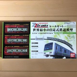 バンダイ(BANDAI)のBANDAI ZZtrain E231系山手線 世界最小の自走式鉄道模型(鉄道模型)