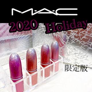 MAC - MAC 2020 ホリデー ミニリップセット