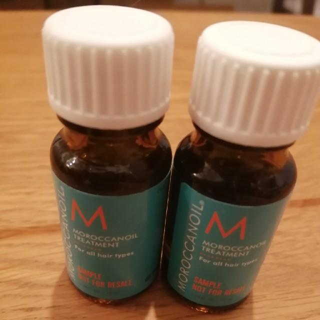 Moroccan oil(モロッカンオイル)のモロッカンオイル 10ml 2本セット コスメ/美容のヘアケア/スタイリング(オイル/美容液)の商品写真