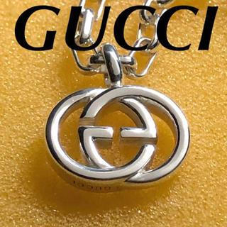 Gucci - 美品 GUCCI インターロッキングネックレス