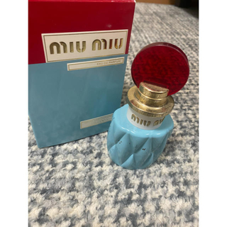 ミュウミュウ(miumiu)のミュウミュウ オードパルファム(香水(女性用))
