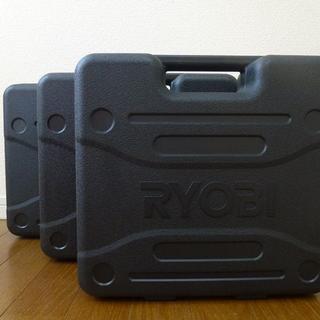 リョービ(RYOBI)の★新品★ リョービ BID-1260【ケースのみ】3個 工具用 純正ケース(工具/メンテナンス)