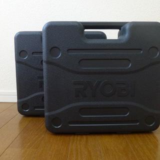 リョービ(RYOBI)のリョービ BID-1260【ケースのみ】2個 電動工具用 純正ケース ryobi(工具/メンテナンス)