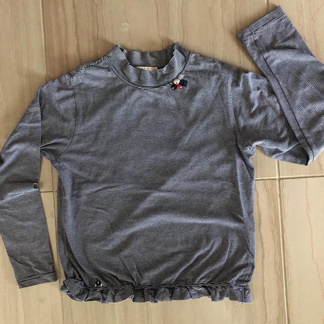 familiar(ファミリア)のファミリア fダッシュ130 キッズ/ベビー/マタニティのキッズ服女の子用(90cm~)(Tシャツ/カットソー)の商品写真