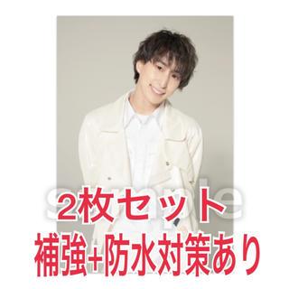 Johnny's - SnowMan 滝沢歌舞伎ZERO グッズ ポストカード 佐久間大介