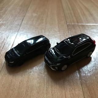 スバル(スバル)のミニカー 2台(ミニカー)
