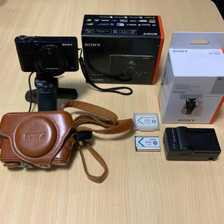 ソニー(SONY)のSONY  RX100m3 完動品 lina様専用(コンパクトデジタルカメラ)