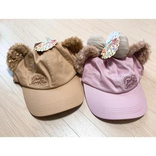 Disney - ダッフィー シェリーメイ 帽子