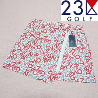 ニジュウサンク(23区)の【新品タグ付き】23区ゴルフ スカート レディースⅡ(ウエア)