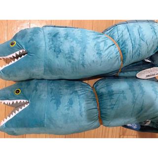 Sea Creatures ビッグ BIG ぬいぐるみ ウツボ 二個セット