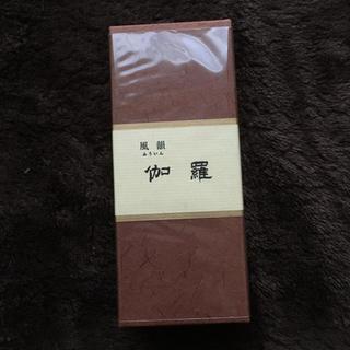 線香 風韻伽羅 短寸(13.5cm    )