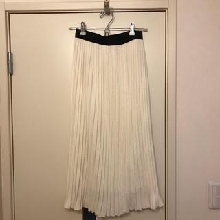 KBF - アーバンリサーチKBF 秋冬プリーツロングスカート