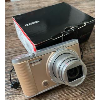 カシオ(CASIO)のCASIO EX-ZR1800 EXILM シャンパンゴールド(コンパクトデジタルカメラ)