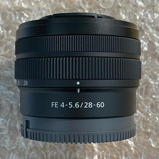 SONY - SONY FE28-60mm F4-5.6 SEL2860