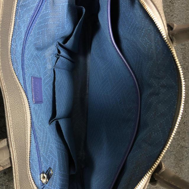 Furla(フルラ)のFURLA ビジネス バッグ ブリーフケース グレー A4サイズ メンズのバッグ(ビジネスバッグ)の商品写真