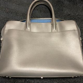 FURLA ビジネス バッグ ブリーフケース グレー A4サイズ