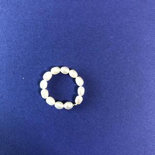 淡水パールのリング(リング(指輪))