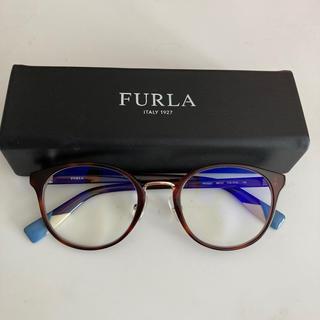フルラ(Furla)のFURLA フルラ ブルーライトカット眼鏡 度なし(サングラス/メガネ)