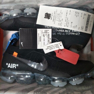 26.5cm NIKE offwhite airvapormax the10