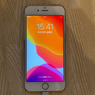 Apple - iPhone6s 本体 ローズゴールド 64GB