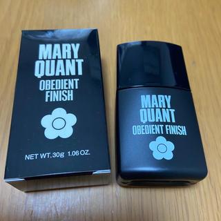 マリークワント(MARY QUANT)のマリークワント オビーディエント フィニッシュ ファンデーション SPF20(ファンデーション)