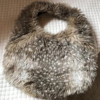 ツモリチサト(TSUMORI CHISATO)のツモリチサト ファーバッグ TSUMORI CHISATO(ハンドバッグ)