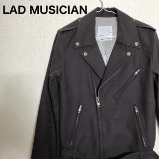 ラッドミュージシャン(LAD MUSICIAN)のLAD MUSICIAN ラッドミュージシャン コットン ライダース(ライダースジャケット)