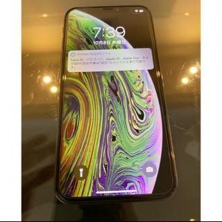 iPhone - 美品 ソフトバンク版 Apple iPhoneXS 64GB ゴールド