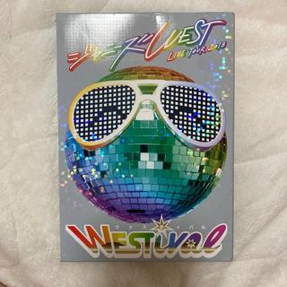 ジャニーズWEST - ジャニーズWEST DVD WESTival