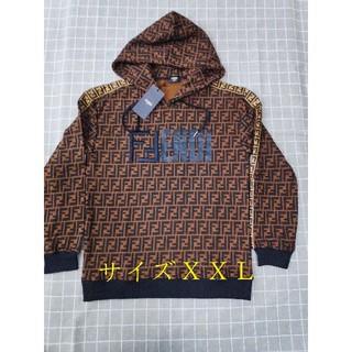 FENDI - ❤大人気❤FENDI フェンディ 男女兼用 パーカー  XXL