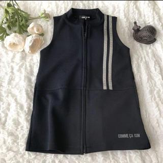コムサイズム(COMME CA ISM)の子供服 キッズ 90センチ ワンピース コムサ(ワンピース)