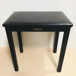 ヤマハ - YAMAHA【 電子ピアノ 椅子 】 黒
